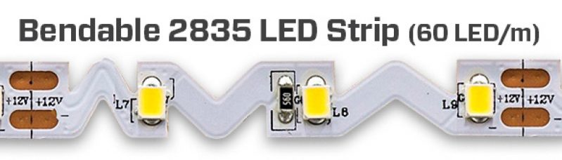 300-LED-Bendable-2835-LED-Strip-Single-Color-LED