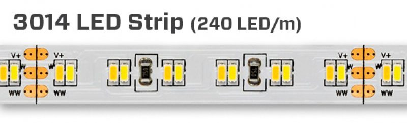 Cool-White-Warm-White-3014-LED-Strip-240-LED-Per-Meter-LED