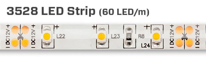 Single-Color-3528-LED-Strip-60-LED